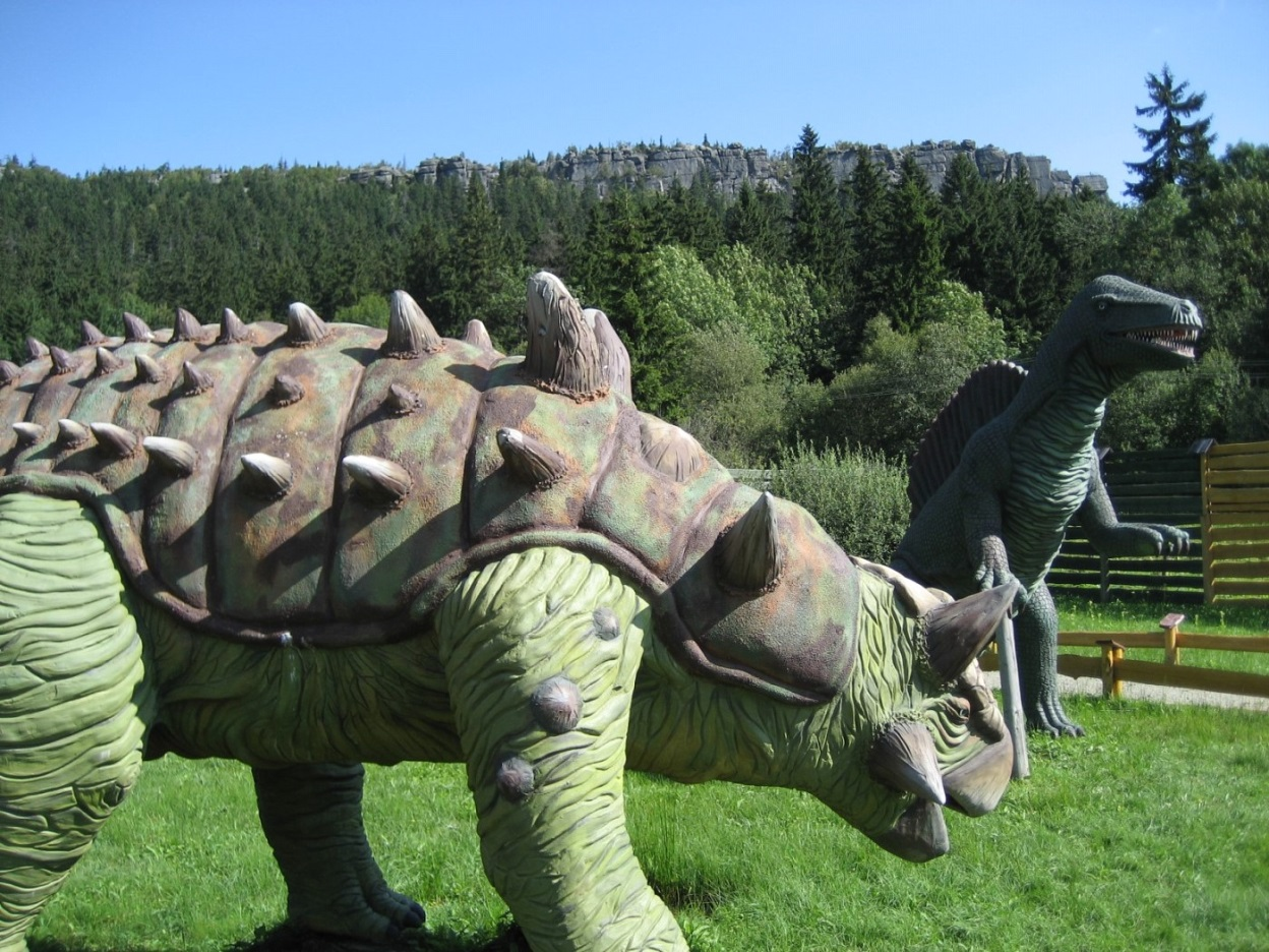 Dinopark Karlow